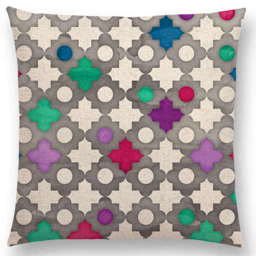 Moroccan Embroidered Woven Cushion Covers Decorative Home,Personalized Your Design Pillow/