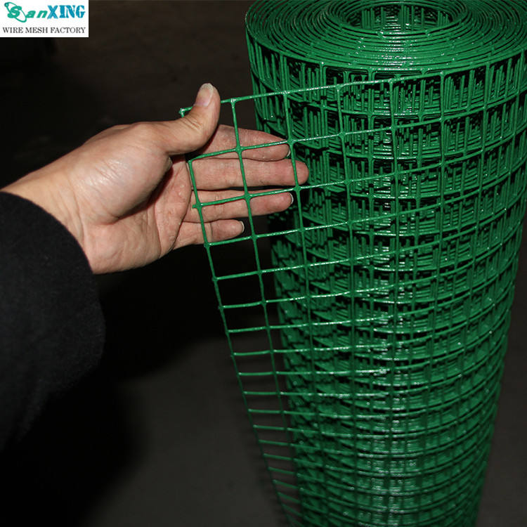 Galvanized Welded Wire Mesh pvc coated welded wire mesh farm fence