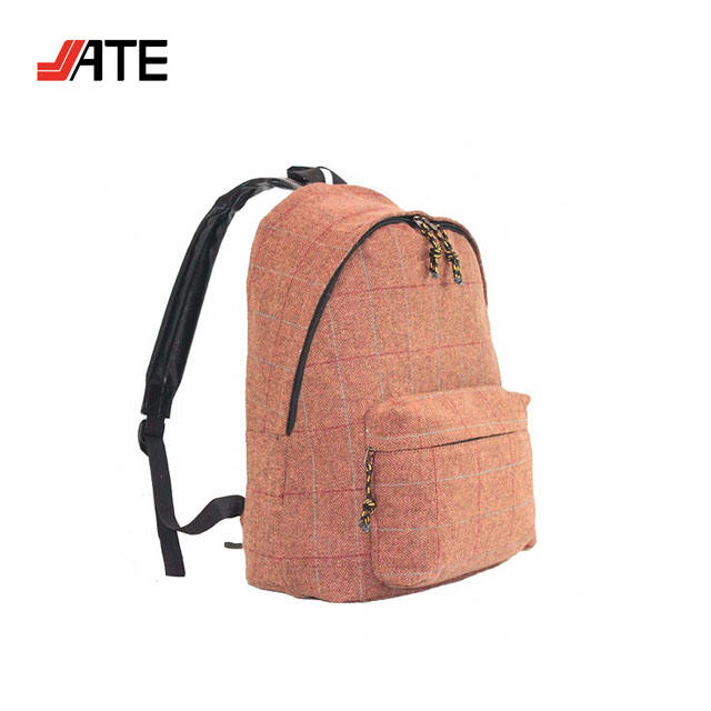 Fashion New Soft Natural Cotton Jute Tote Bag Hemp Backpack,Wholesale Jute Bags