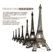 Metal Shop And Home Decoration Tour France Eiffel Tower Craft Europe Souvenir Gift Pairs Eiffel Model