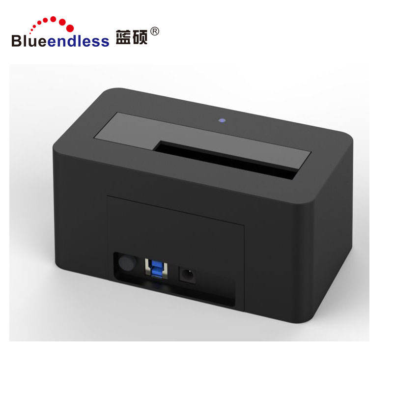 Ondersteuning 2 TB disco duro Ethernet HDD Docking Voor Hardware 1 Bay Docking Station