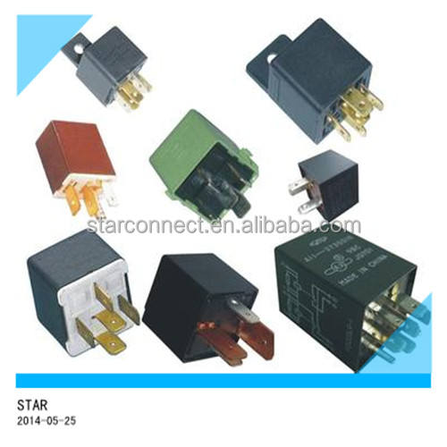 High quality omron relay 12v 40a 5Pin electric relay