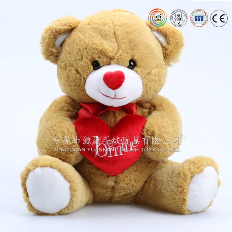 Ангел валентина плюшевый мишка и плюшевых медведей для день святого валентина