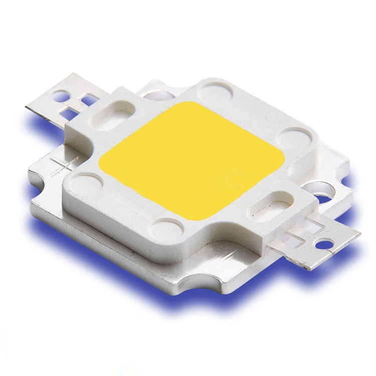 Buona qualità epistar 9-11 v cob 45mil 10 w high power led chip