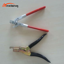 Hand Use Car Radiator Repair Tools Pliers for Radiators Closing Header and Tab Lifter