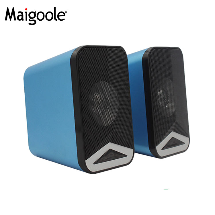 6 W Powerfull boombox Portabel Mini 2 Inch USB 2.0 Laptop PC Komputer Subwoofer Speaker