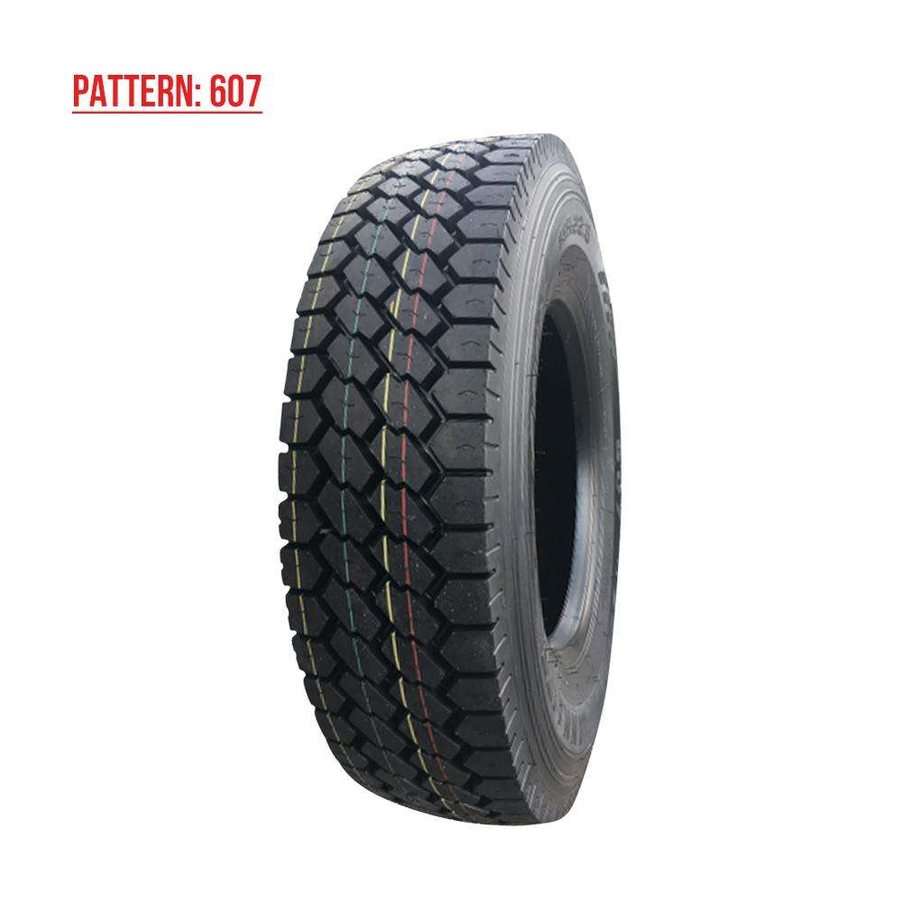 Semi truck tires 295/75/22.5 295/75R22.5 11R24.5 11R22.5 truck tires for sale