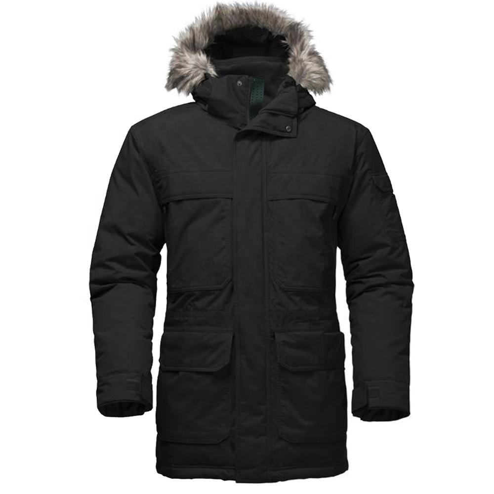 Coats and Jacket Men Down Snow Parka Waterproof Windproof Lightweight Warm Coat with Hood,Fill 90% Thick Down for Outdoor Hiking