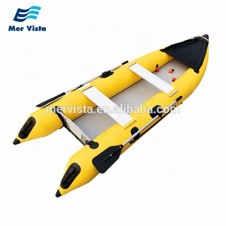 12ft Kaboat Inflatable Boat Kayak Crossover Durable Fishing Kayak For Sale Australia