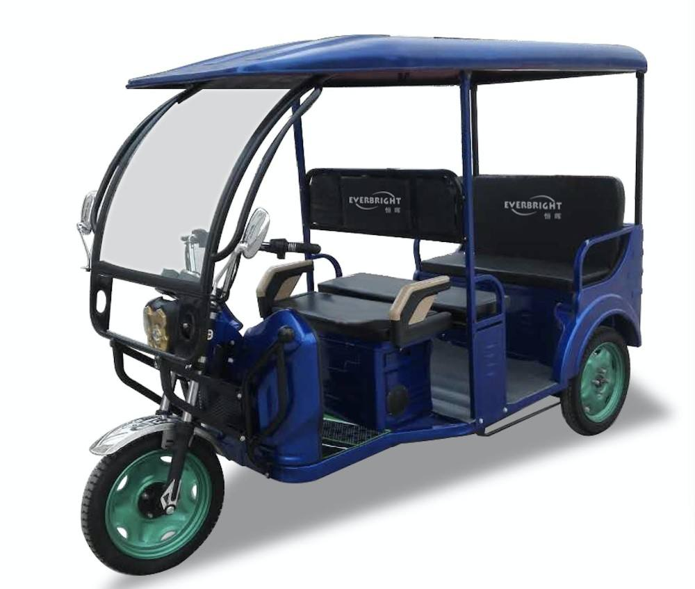 New E rickshaw electric auto passenger rickshaw model for sale