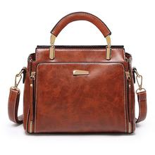 2019 Classic High Quality Women Bag Leather Handbag For Lady