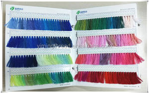 100% Polyester Hair Sewing Thread 20s/3