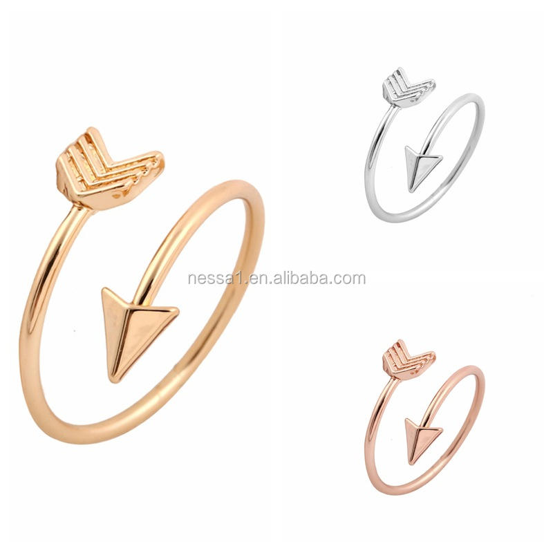 Fashion Cheaper Arrow Design Tat Rings YU-0274