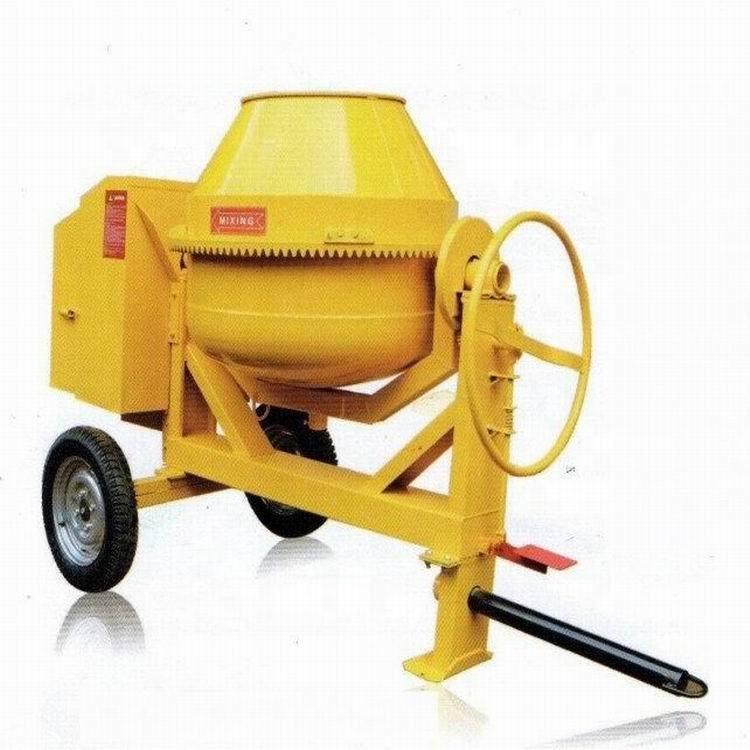Portable small concrete mixer price design