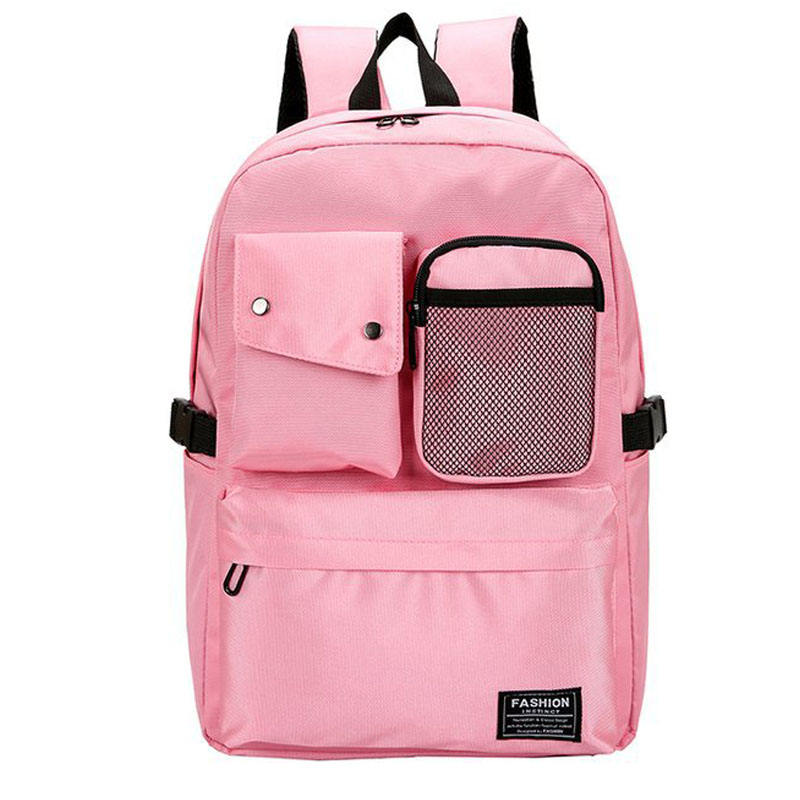nylon school backpack waterproof sport travel book daypack wholesale