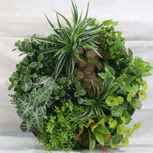 home wall decoration plant wall  plastic green wall use for garden ,house,coffee shop ,hotel,school
