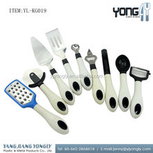 Great new handle Cooking Tools set kitchen gadget