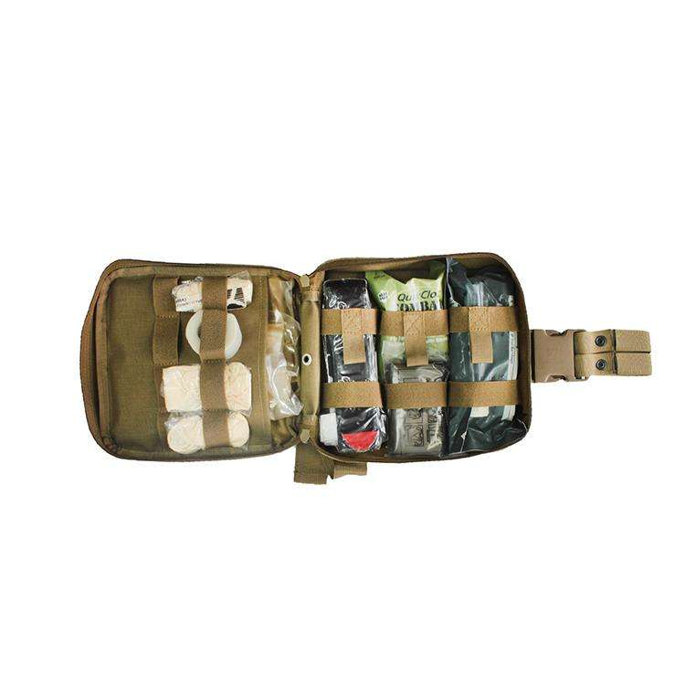 Military Emergency Survival First Aid kit in Medical supplies /Travelling mwdicine Medical Tool pouch