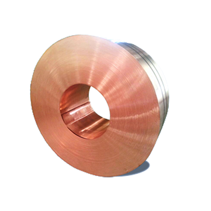 CuFe Alloy C19400 0.15mm thickness copper strip