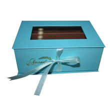cupcake gift box with/without window