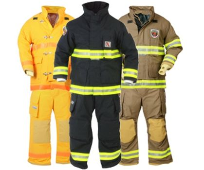 Fire suit Protective Jacket and pants against fire
