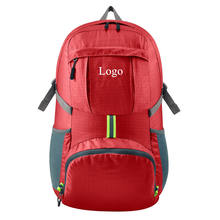 Wellpromotion 35L Lightweight Packable Backpack Handy Foldable Shoulder Bag Daypack