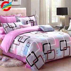 3D design printing comforter bedding sheet duvet cover set