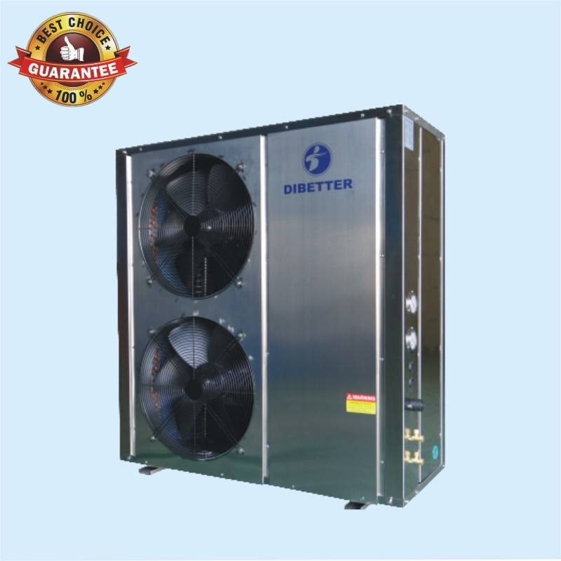 18KW to 24kw -25 Degree Inverter Evi Air To Water Heat Pump For Low Temperature