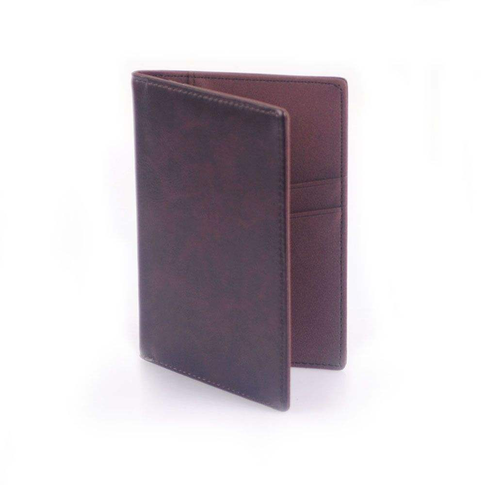 1 개 the Cover 의 Passport 캐주얼 Business Card Holder Men 신용 ID 소지자 Pu Leather Bags