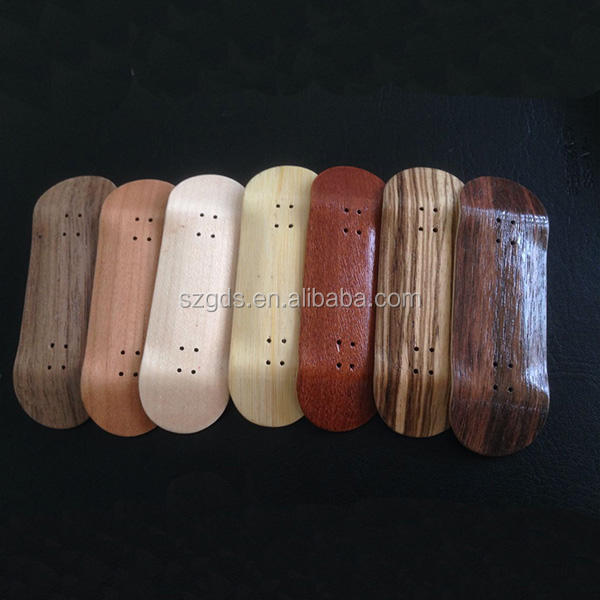 Tech Decks Complete Maple Wooden Fingerboards Mini Professional Skateboards with CNC Wheels