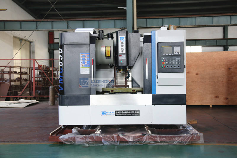 CNC Machine Center VMC850 CNC Vertical Milling Machining Machine Price