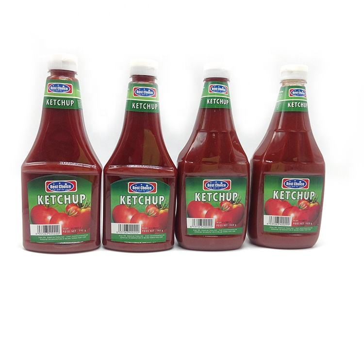 Aseptic Package 28-30% Brix Spaghetti Tomato Paste And Tomato Sauce Manufacturers Concentrate in bottles