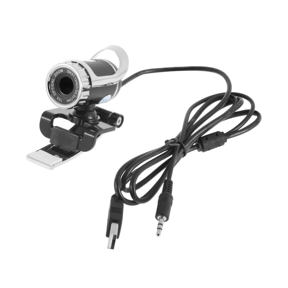 USB 12MP HD Webcam Web Cam Camera with MIC for Computer PC Laptop Desktop