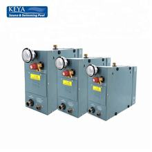 High quality wet steam generator with CE certified
