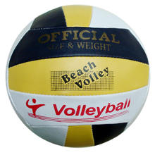 Cheap Beach PVC Machine Stitched size 5 Indoor&Outdoor volleyball balls