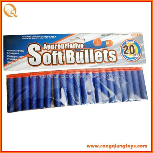 Дешевые цена мягкой пистолет пуля nerf дартс игрушки для детей GS02490220