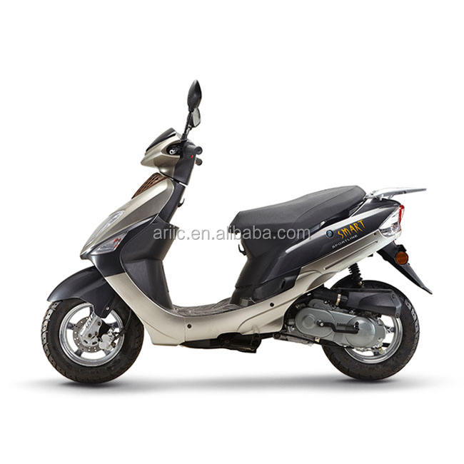 Ariic EEC gas powered scooter for sale 50cc 4 stroke cheap SMART 50