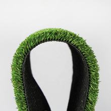 Factory wholesales 15mm PE Material green mini artificial grass for golf field