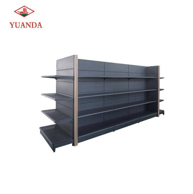 2018 Top Quality Competitive Price Supermarket Rack / Gondola Shelving
