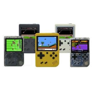 Christmas Cheap Portable 3in Screen Mini Video FC 168 Handheld Retro Game Console with one joystick & game controller