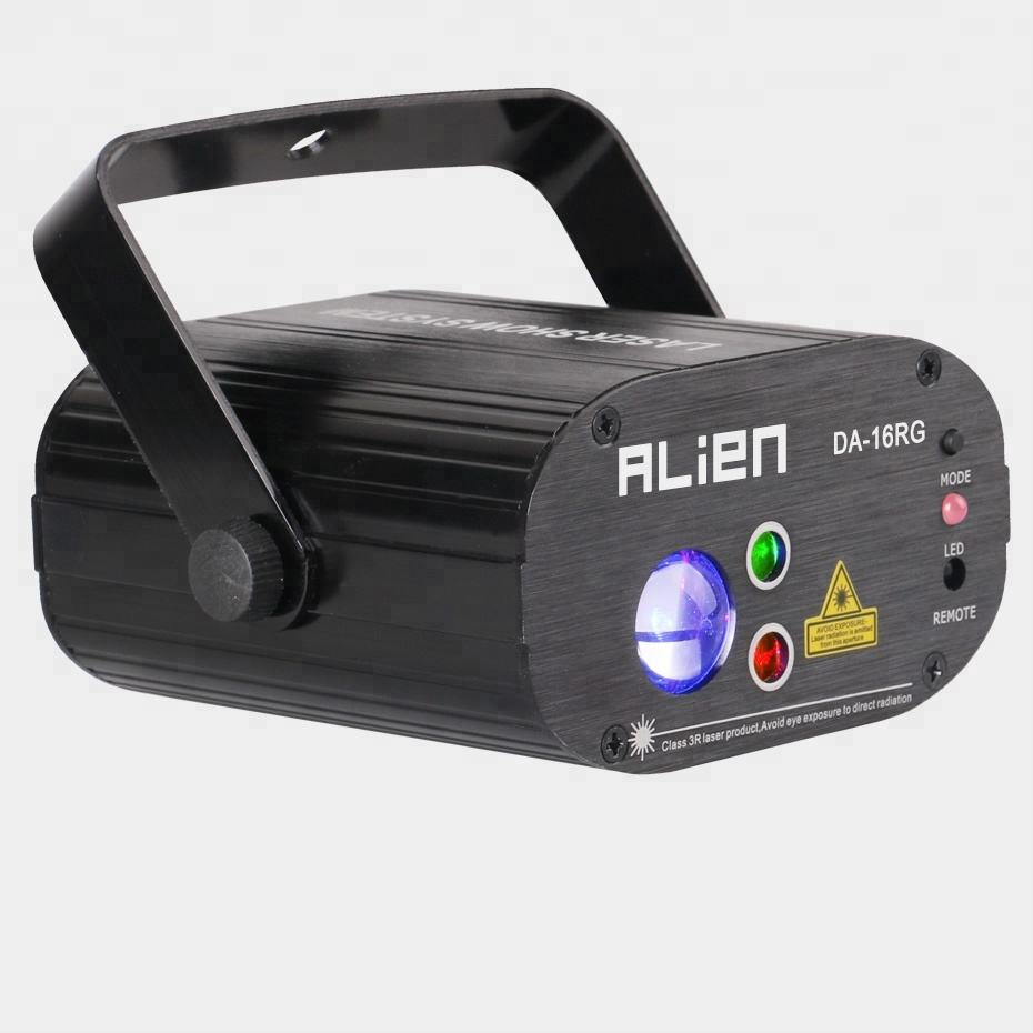 ALIEN Water Wave DJ Lights Led Sound Activated