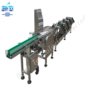 Professional Quality Weight Checking and Sorting Machine