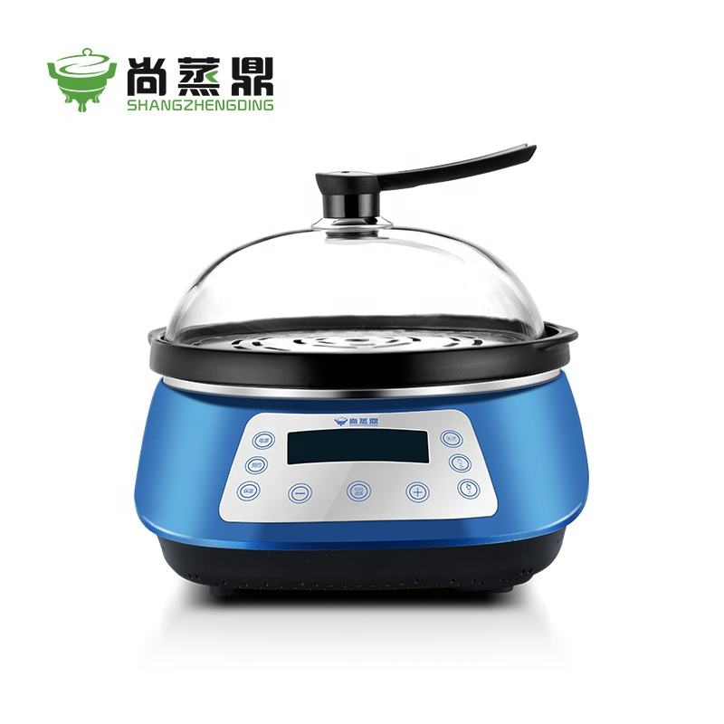 New arrival hot selling electric instant steam cooking hot pot cooker