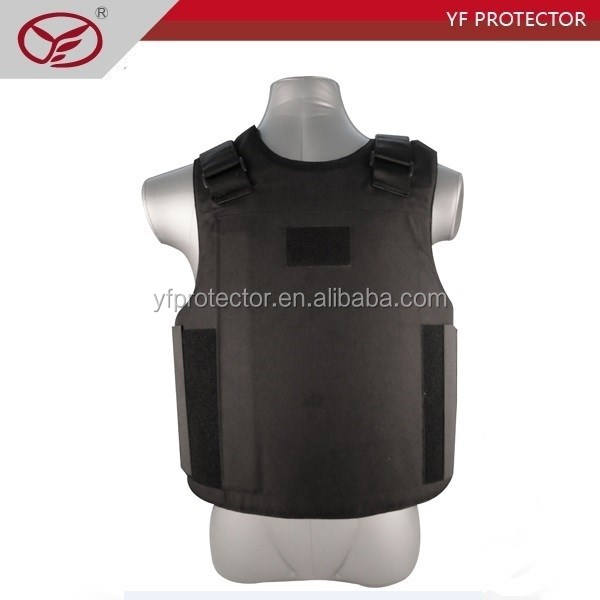 NIJ IIIA aramid used Bulletproof under armor vest