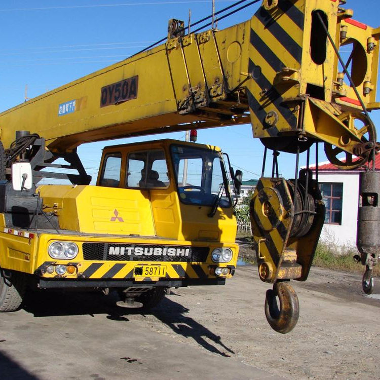 used original japan crane used tadano truck crane 50t for sale in china