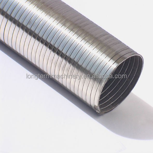 stainless steel flexible interlock cable conduit