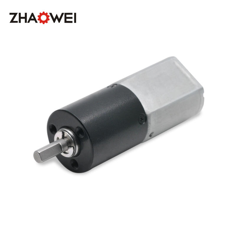 Iso9001 [ Motor Reduction Gearbox ] Motor Gearbox ZWPD016016 16mm 6V Micro Electric Motor Planetary Reduction Gearbox