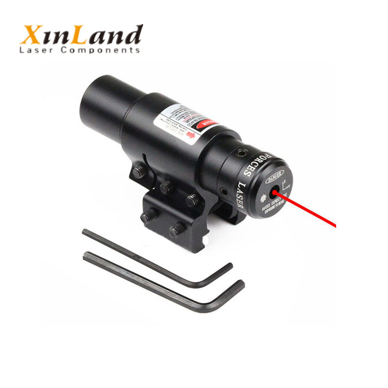 AK AR רובה אקדח Collimator 9mm. 308. 223 טונר לייזר קדוח Sight