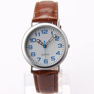 ODM quart watch with Japan pc-21 movement