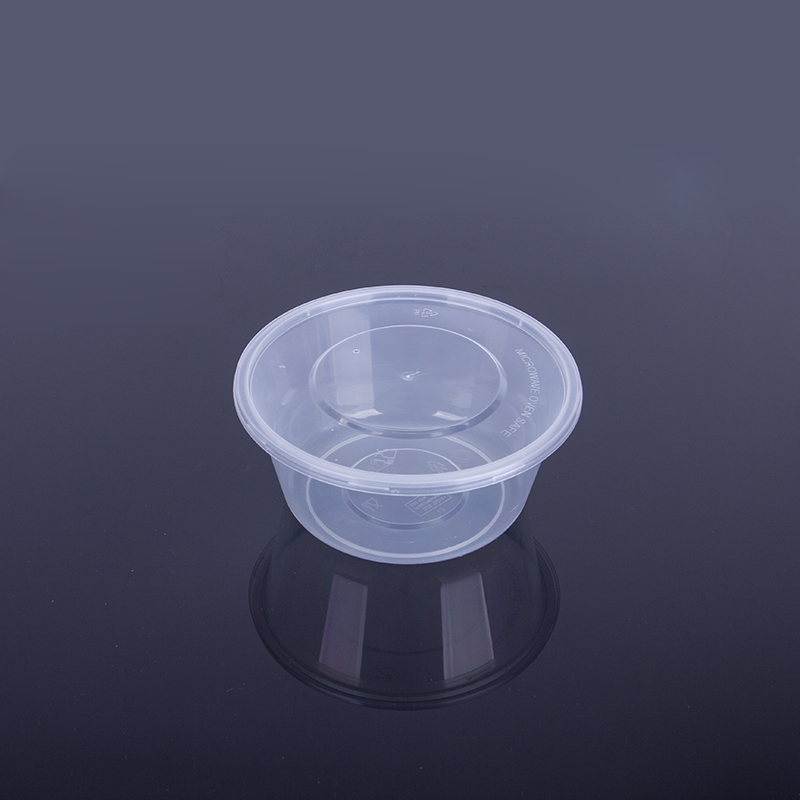 transparent disposable clear food plastic container packaging food box